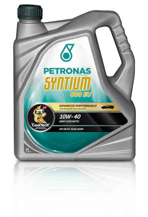 PETRONAS SYNTIUM 800 EU SAE 10W-40