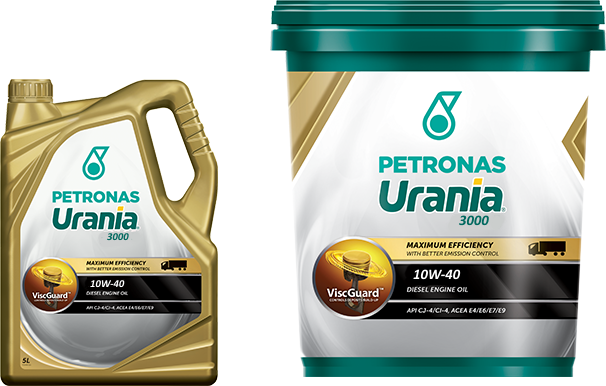 Urania 3000 10W-40