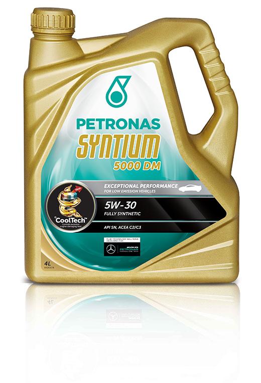 PETRONAS SYNTIUM 5000 DM SAE 5W-30